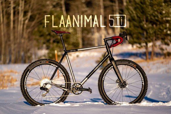 Flaanimal titanium