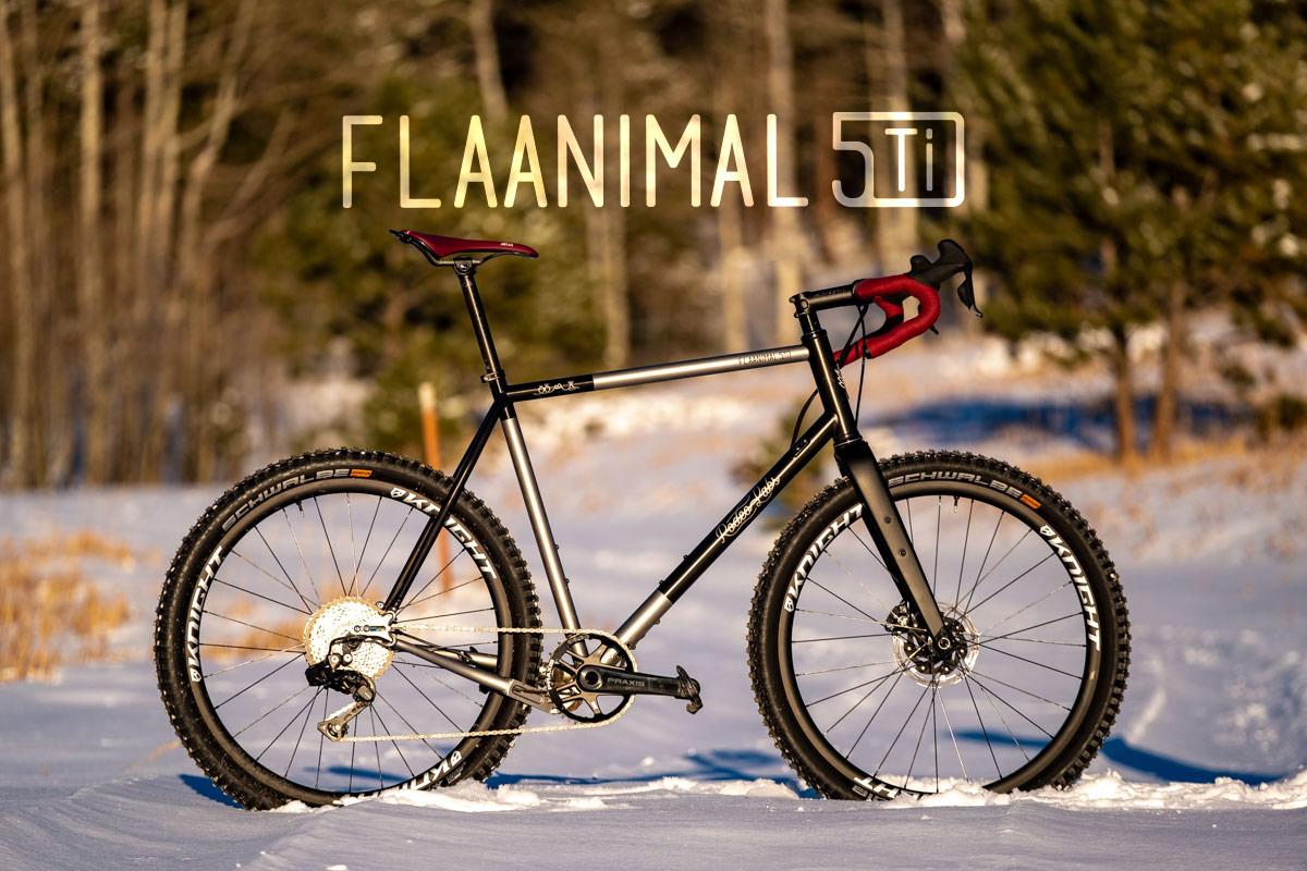 Flaanimal 5.0 Ti